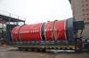 Three cylinder rotary drying mcahine
