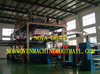 Non woven fabric and product line machine