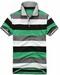 Men's Polo, Yarn Dyed or Printing Stripe