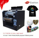 Multi-purpose 6 colors A3 size DTG T-shirt printer /digital flatbed pr