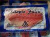 Tilapia whole round/gutted/gilled/scaled/fillet/head/belly