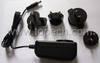Input plug changed Travel power Adapter 10W 18W 24W 5V 9V 12V