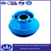 Blow bar jaw plate cone crusher bowl liner concave mantle liner plate