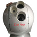 20km Electro Optical Tracking Infrared Thermal Imaging Camera System