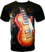 T-SHIRT * Gibson Guitar Les Paul * Black * Sz s m l xl xxl 3xl