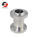 OEM ODM cnc turning parts high precision cnc machining flange