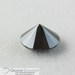 Natural Loose Black Diamond any size in round shape