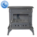 Country Wood Burning Fireplace Fire Stoves Production Factory For Sale