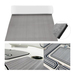 NEKEKE 6 mm thick customized durable cheap composite decking material