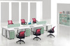 Dious particle board and melamine finish office partition