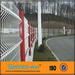 Galvanized and pvc coated triangle fencing