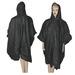 Cheap wholesale yellow black rubber raincoat