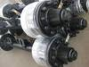 Germany BPW Type Drum Axle for Trailer