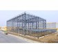 Steel structure workshop warehouse with GMP system for food factory