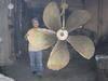 Marine propeller - tutania - bells