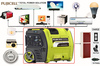 Fujicell Re-Cycle Power Dynamo Generators