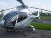 Helicopter EC120 with autopilot rare version!