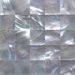 Mother of pearl mosaic tiles, gemstone slabs
