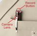 4GB Spy DVR Pen 1280*720AVI HD Photo Taking Ultra Thin 2.0MP Sensor Di