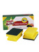 Sponge Scrubbing Pad 3 pack