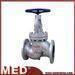 Flange globe valves