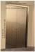 Elevator lift door, Titanium coated Stainless steel, Antique Brass
