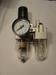 Air sorurce treatment, air filter regulator, FRL combination, pneumatic