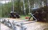 Fuel (oil) pipeline diameter 150mm, length 150km.