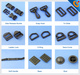 Plastic Buckles For Bags/Metal Accessories For Bag And Luggages
