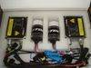 HID Xenon Conversion Kit with Single Beam Bulbs
