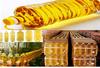 Vergitable oils, Refined Edible Cooking Oil Sunflower & Soyabean, Corn
