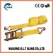 Webbing sling for lifting