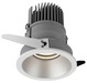 7W to 50w optional recessed downlight for residential and commercial