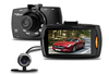 Dual record 1080P car camera/DVR