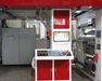 6 color CI Flexo Printing machine For Plastic Film/diaper printer