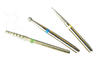 DENTAL BURS with diamond heads ROSBEL
