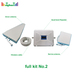 Quad band repeater 2G 3G 4G 900/1800/2100/2600MHz LCD display Booster
