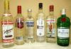 Vodka- Absolut, Stolichnaya,&Smirnoff