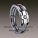 Special design tungsten ring polished