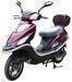 Cheapest Gas and Electric Hybrid scooter HEV03