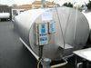 Used milk cooling tanks