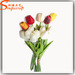 Home Wedding Decoration Real Touch Artificial Plant Flowers Tulips