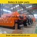 DZL/SZL Coal Fired Tavelling Grate Stoker Steam Boiler Manufacture