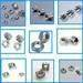 Stainless steel bolts, nuts, screws