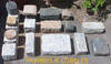 Granite Hand Made Pavers & Cobbles