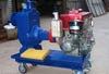 Diesel engine driven water pump