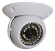 Mini IR dome security cameras