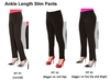 Ladies Woven Pants