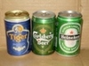 Heineken, Red Bull, Johny Walker