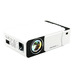 High lumens low cost lcd led portable home theater projector